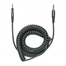 Audio-Technica M40x/M50x Curl Cord 3m قیمت خرید و فروش کابل هدفون آدیوتکنیکا