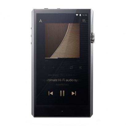 Astell & Kern A&ultima SP1000 Stainless Steel هدفون