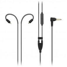 MEE Audio M6 Pro Audio Cable with mic Black قیمت خرید و فروش کابل ایرفون با میکرفون می آدیو