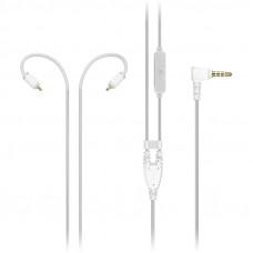 MEE Audio M6 Pro Audio Cable with mic Clear قیمت خرید و فروش کابل ایرفون با میکرفون می آدیو