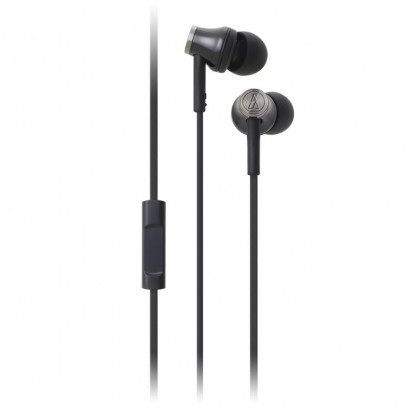 Audio-Technica ATH-CK330iS BK هدفون