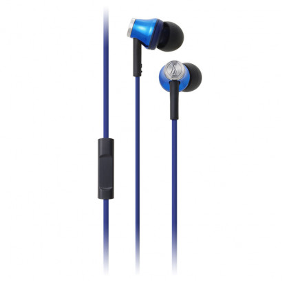 Audio-Technica ATH-CK330iS BL هدفون