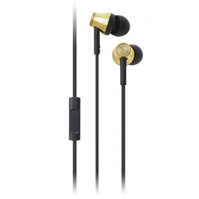 Audio-Technica ATH-CK330iS GD هدفون