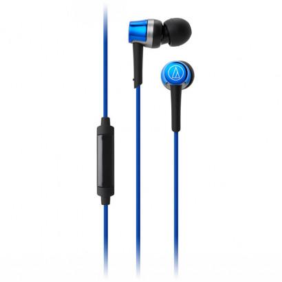 Audio-Technica ATH-CKR30iS Blue هدفون