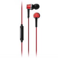 Audio-Technica ATH-CKR30iS Red قیمت خرید و فروش ایرفون آدیو تکنیکا