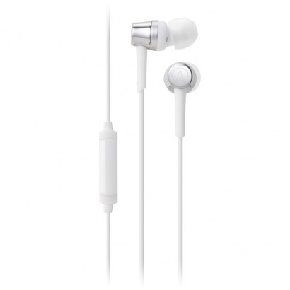 Audio-Technica ATH-CKR30iS White هدفون