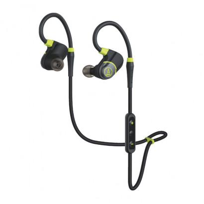 Audio-Technica ATH-SPORT4 BK هدفون
