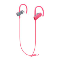 Audio-Technica ATH-SPORT50BT PK قیمت خرید و فروش ایرفون ورزشی بلوتوث آدیو تکنیکا