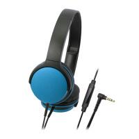 Audio-Technica ATH-AR1iS Blue قیمت خرید و فروش هدفون روی گوش آدیو تکنیکا