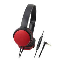 Audio-Technica ATH-AR1iS Red قیمت خرید و فروش هدفون روی گوش آدیو تکنیکا
