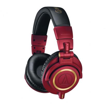 Audio-Technica ATH-M50x RD هدفون