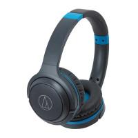 Audio-Technica ATH-S200BT BL قیمت خرید و فروش هدفون بلوتوث بی سیم آدیو تکنیکا