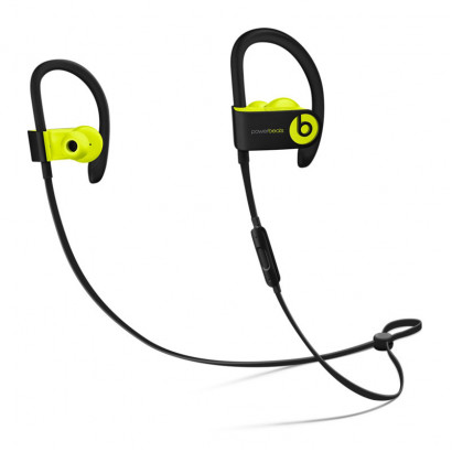 Beats Powerbeats3 Wireless Shock Yellow هدفون