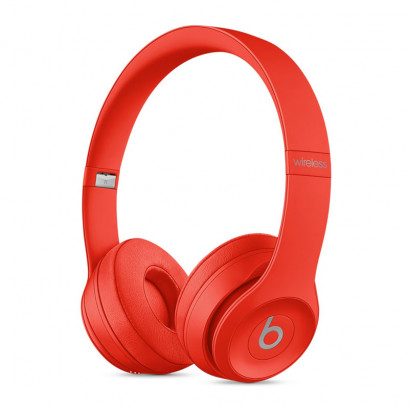 Beats Solo3 Wireless (PRODUCT)Red هدفون