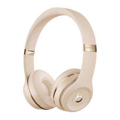 Beats Solo3 Wireless Satin Gold هدفون