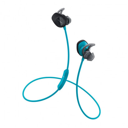 Bose SoundSport Wireless Aqua هدفون