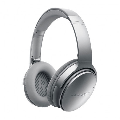 Bose QuietComfort 35 Wireless Silver هدفون