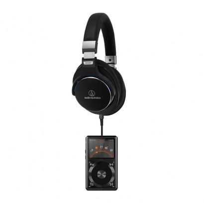 Audio-Technica MSR7 + Fiio X3 هدفون