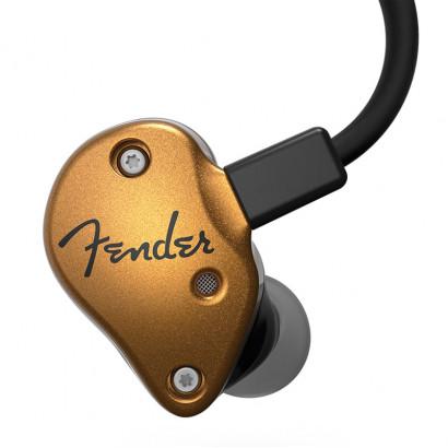 Fender FXA7 PRO IEM Gold هدفون