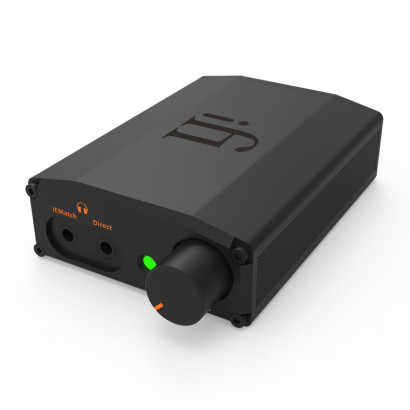 iFi-Audio Nano iDSD Black Label هدفون