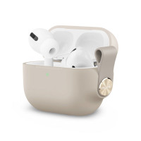 Moshi Pebbo for AirPods Pro Beige قیمت خرید و فروش کیس و محافظ اپل ایرپادز پرو