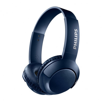 Philips SHB3075 Blue هدفون