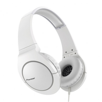 Pioneer SE-MJ721 White هدفون