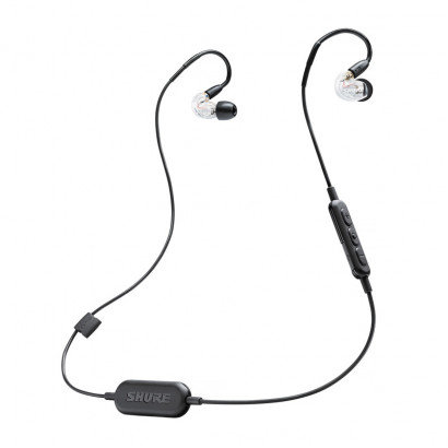 Shure SE215 Wireless Clear هدفون