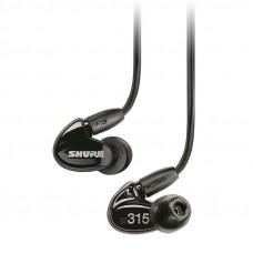 Shure SE315-K قیمت خرید و فروش ایرفون مانیتورینگ شور