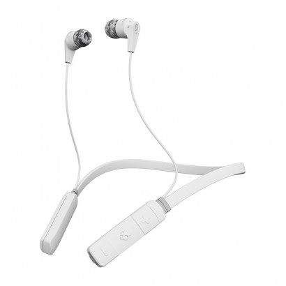 Skullcandy Ink'd Wireless White Gray هدفون