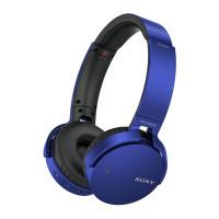Sony MDR-XB650BT Blue قیمت خرید و فروش هدفون بلوتوث بی سیم سونی