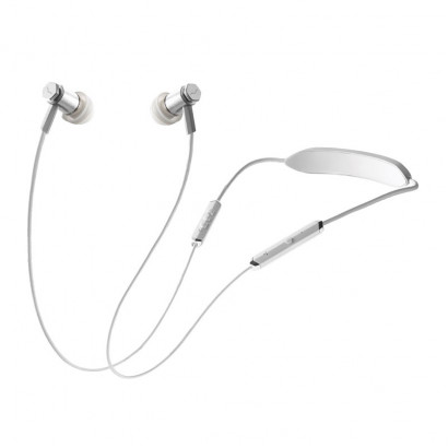 V-Moda Forza Metallo Wireless White Silver هدفون