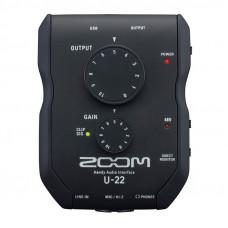 ZOOM U-22 قیمت خرید و فروش رکوردر صدا زوم