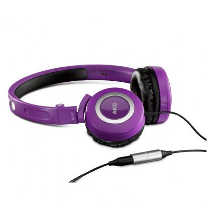 AKG K 430 Purple هدفون