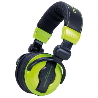 American Audio HP 550 LIME هدفون
