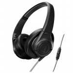 Audio-Technica ATH-AX3iS BK