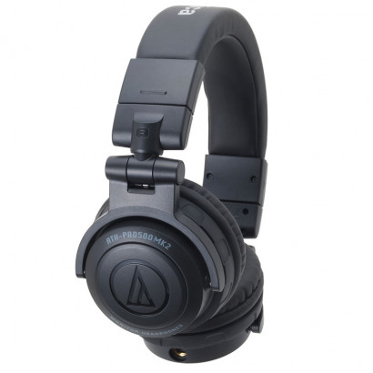 Audio-Technica ATH-PRO500MK2 BK هدفون