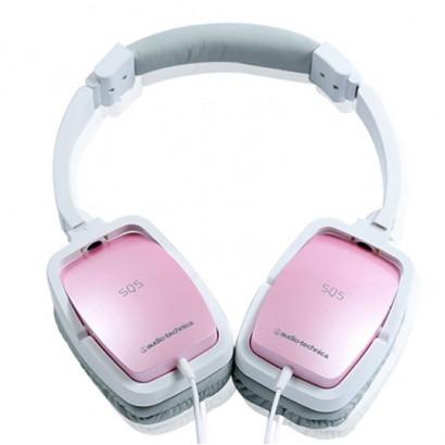 Audio-Technica ATH-SQ5 White هدفون
