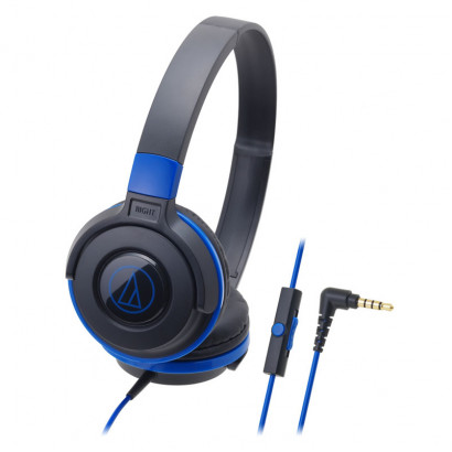Audio-Technica ATH-S100 Blue هدفون