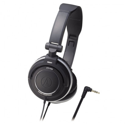 Audio Technica ATH-SJ55 Black  هدفون
