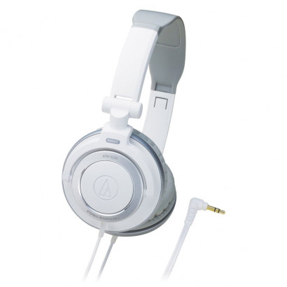 Audio Technica ATH-SJ55 White  هدفون