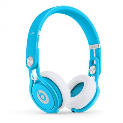 Beats mixr neon blue هدفون