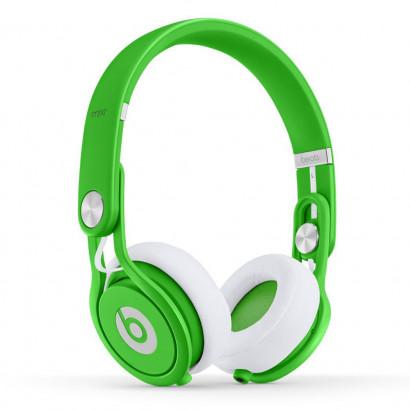Beats mixr neon green هدفون