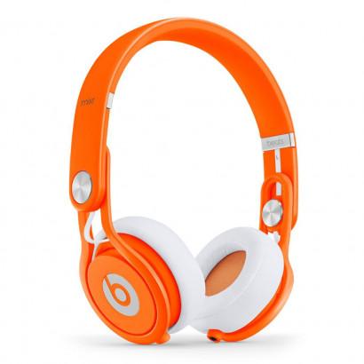 Beats mixr neon orange هدفون