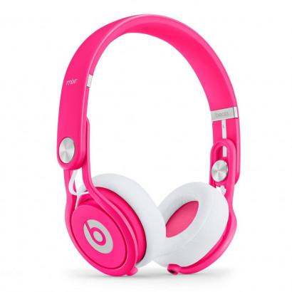 Beats mixr neon pink هدفون