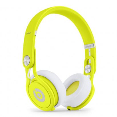 Beats mixr neon yellow هدفون