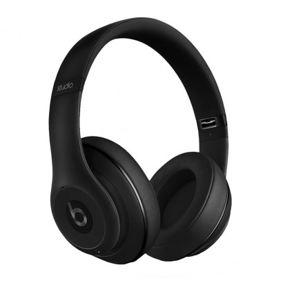 Beats studio wireless matte black هدفون