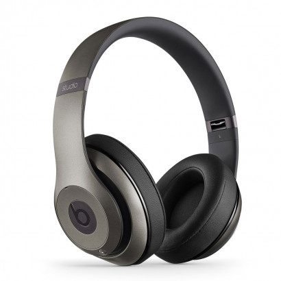 Beats studio wireless titanium هدفون
