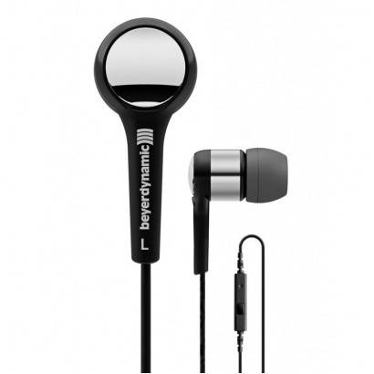 Beyerdynamic MMX 102 iE Black Silver هدفون