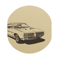 Beyerdynamic Custom One Covers Gold Car  قیمت خرید فروش کاورهدفون کاستوم وان